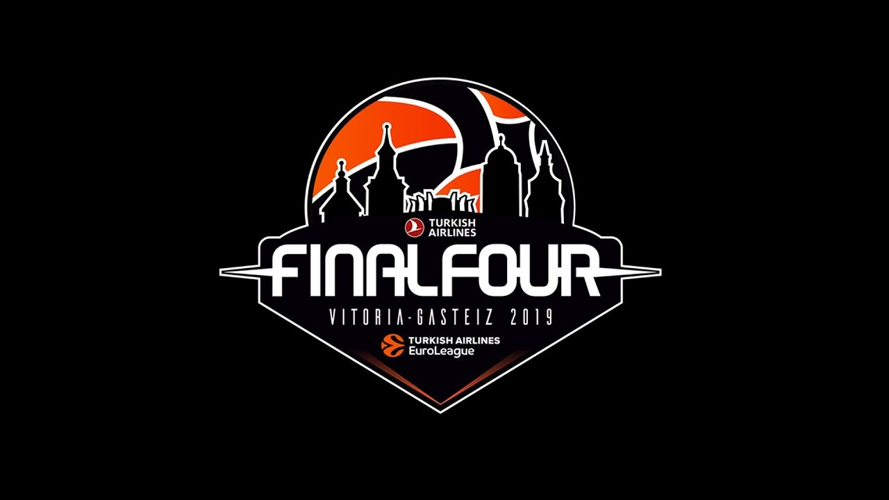 Final Four 2019 logo unveiled in Vitoria-Gasteiz